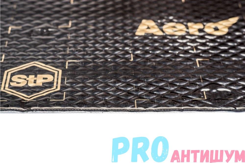 Шумоизоляция STP Aero
