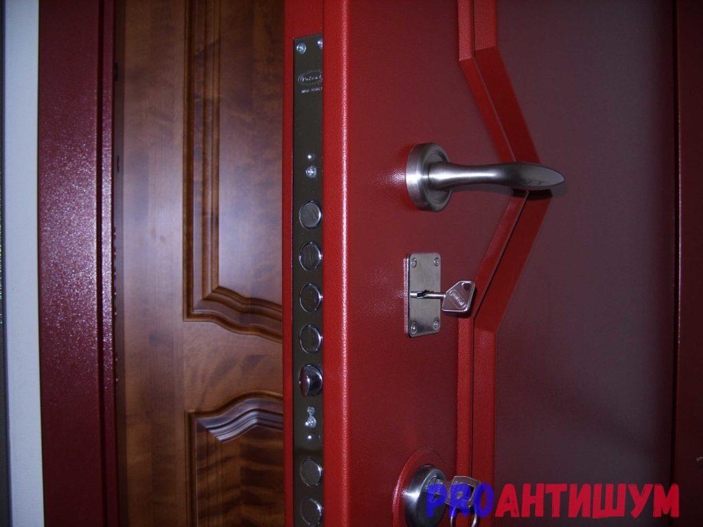 Фото: Классный вариант второй входной двери. Автор: Ксения Болканская