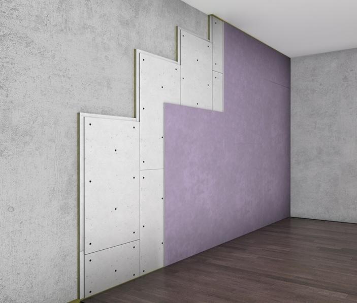Какой звукопоглощающий материал использовать для стен?